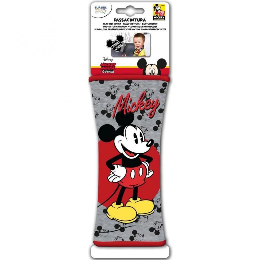 Protectie centura de siguranta Mickey Disney Eurasia