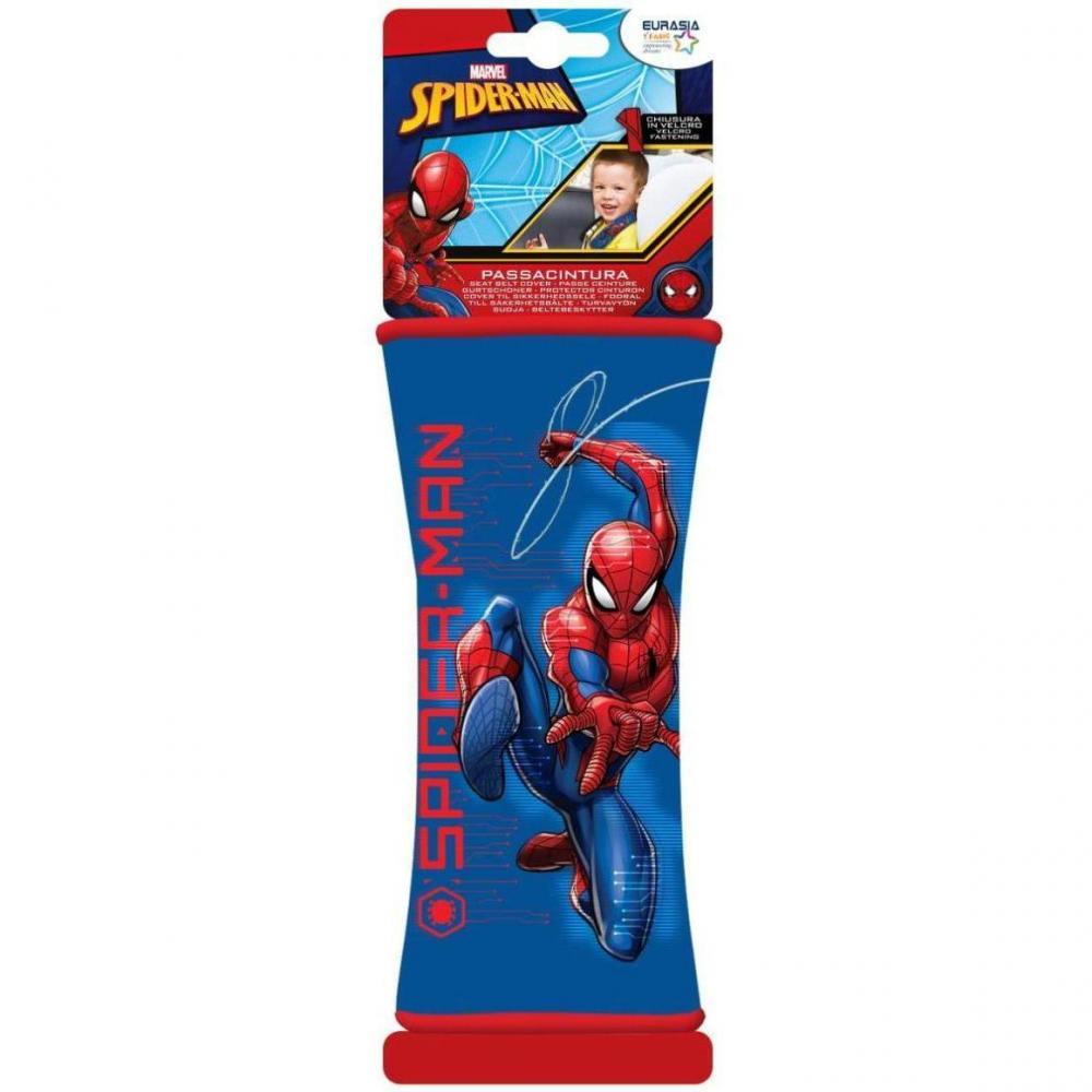 Protectie centura de siguranta Spiderman Disney Eurasia