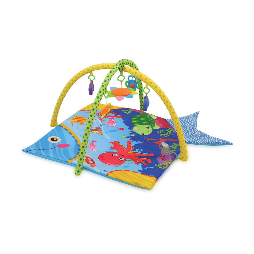 Saltea de activitate 115 x 115 cm Ocean din categoria Camera copilului de la LORELLI
