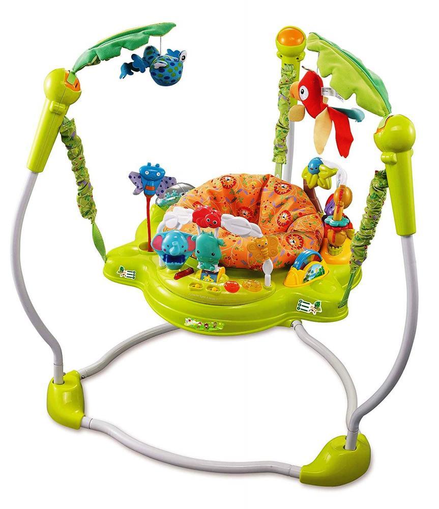 Saritor pentru copii Jumper Jungle