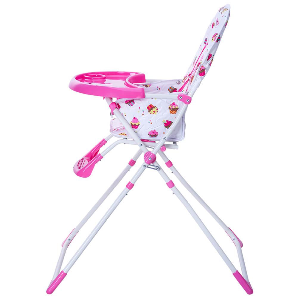 Scaun de masa Bimba Kidscare roz