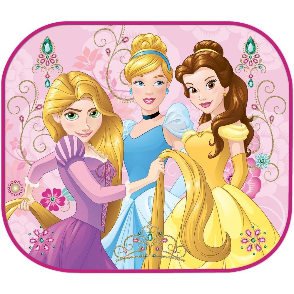 Set 2 parasolare Princess Disney Eurasia din categoria Scaune Auto Copii de la Disney Eurasia
