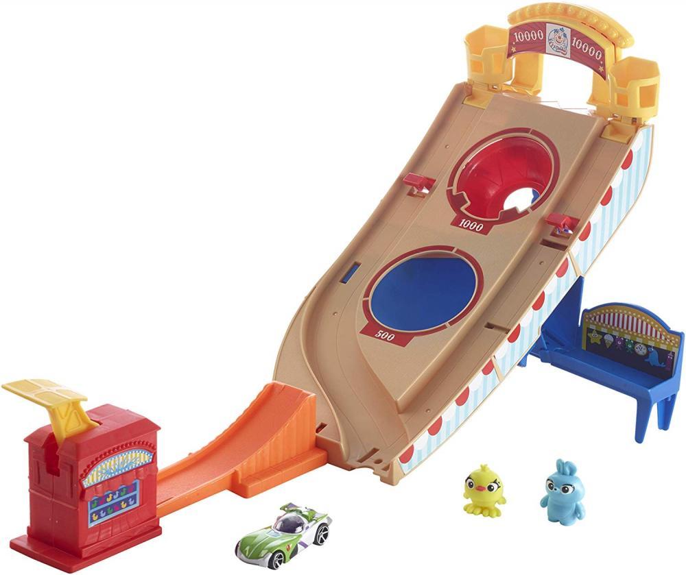 Set de joaca Hot Wheels Carnavalul Toy Story