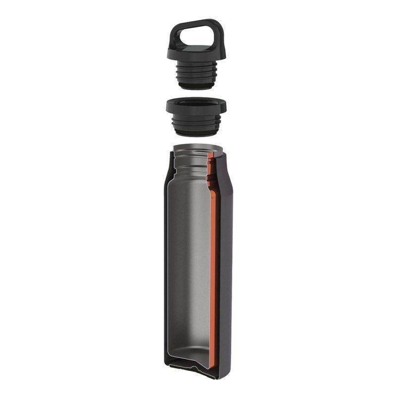 Sticla pentru exterior cu vacuum otel inoxidabil 500 ml