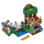 Atacul Scheletelor Lego Minecraft