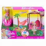 Set Barbie Travel Chelsea in vacanta