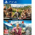 Joc Compilation Far Cry 4 & Far Cry 5 ps4
