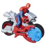 Figurina Spiderman Car Blast and Go