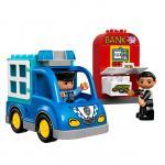 Patrula de politie Lego Duplo