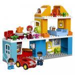 Lego Duplo Town Casa familiei