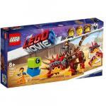 Lego The Movie Ultrakatty si Razboinica Lucy