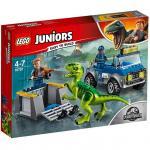 Lego Camionul de Salvare al Raptorului