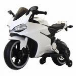 Motocicleta electrica Napoleon White