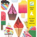 Origami Inghetata Djeco