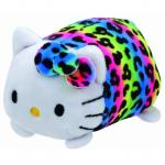 Plus Ty 10 cm Teeny Tys Hello Kitty multicolora