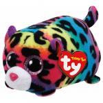 Plus Ty 10 cm Teeny Tys Leopardul Jelly