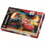 Puzzle Trefl Disney Cars Cursa extrema 100 piese