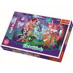 Puzzle Trefl 100 Enchantimals cu prietenii