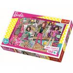 Puzzle Trefl 160 Barbie mereu la moda