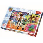 Puzzle Trefl 24 Maxi Aventura jucariilor