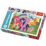 Puzzle Trefl My Little Pony Curcubeul prieteniei 60 piese
