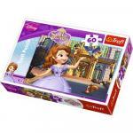Puzzle Trefl 60 in fata palatului Sofia