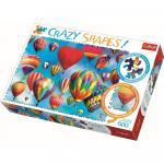 Puzzle Trefl 600 cu piese ciudate baloane colorate