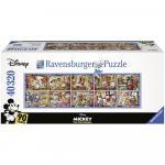 Puzzle aniversar Mickey 40320 Piese