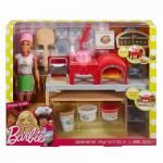Set pizzerie Barbie cu papusa