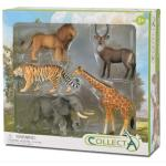 Set 5 buc Animale Salbatice Collecta