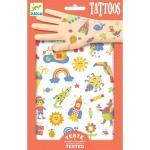 Tatuaje pentru copii Cute Djeco