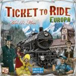 Joc de societate Ticket to Ride Europe