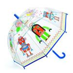Umbrela colorata Roboti Djeco