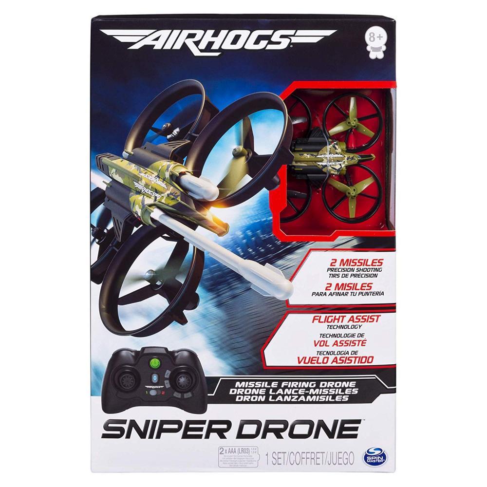 Drona Airhogs Sniper cu proiectile