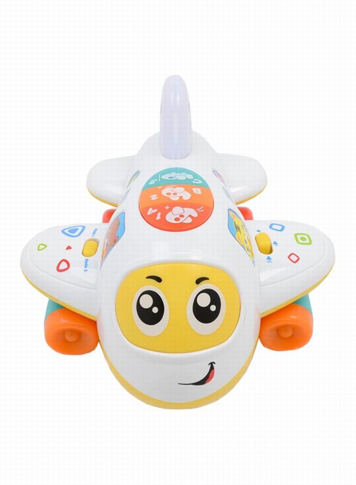 Avionul interactiv cu sunete si lumini