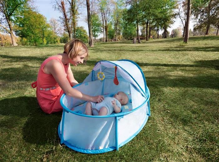 Cort Anti UV Babyni Parasols Babymoov
