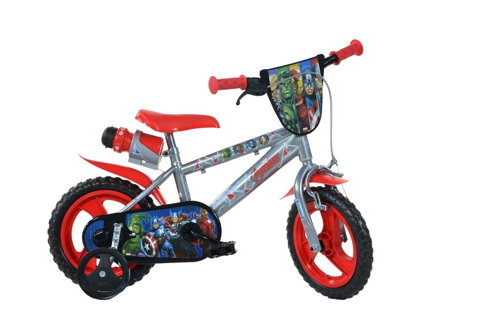 Bicicleta Avengers 12 Dino Bikes-412AV imagine