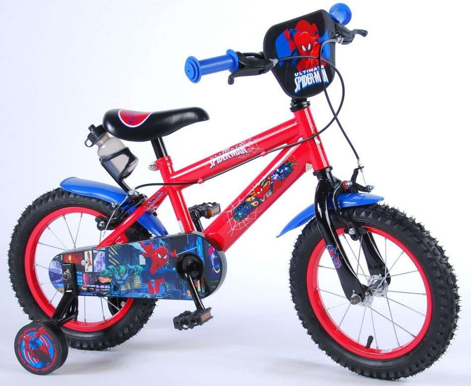 Bicicleta EL Spiderman 14