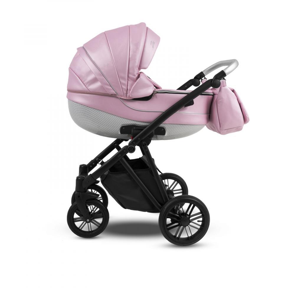Carucior copii 2 in 1 Zeo Eco Camarelo color 2