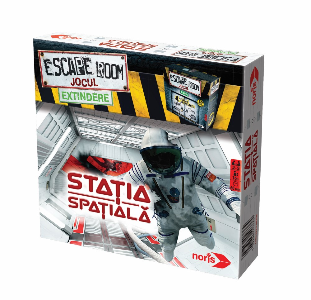 Escape Room Extensie Statia Spatiala