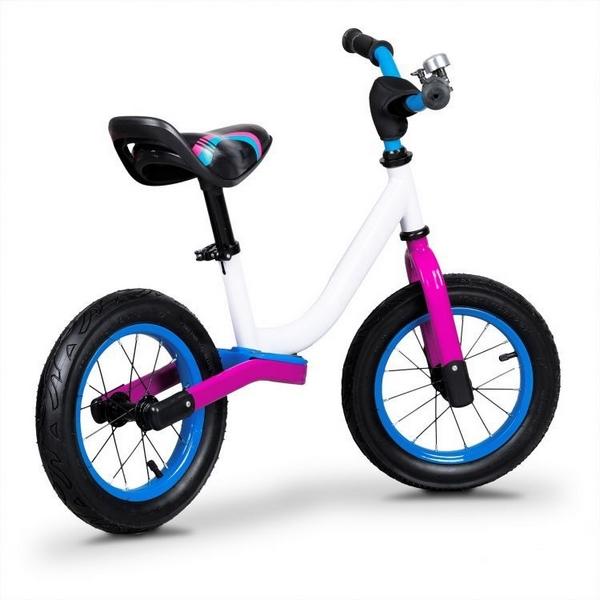 Bicicleta fara pedale Ecotoys Bw 1199 Alb