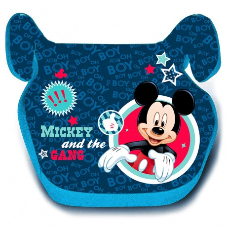 DISNEY Inaltator auto Toppo Luxe 15-36 kg Disney Mickey Seven