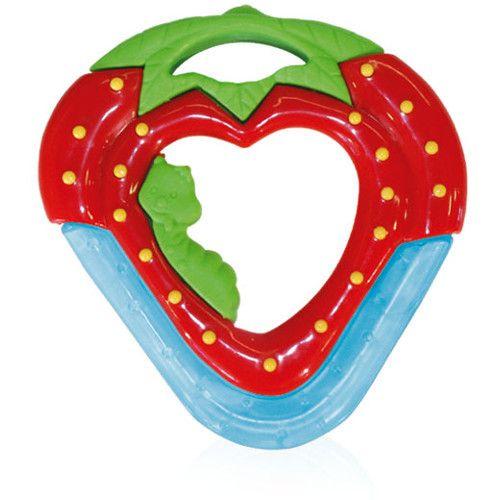 Jucarie Refrigeranta si de dentitie Strawberry Blue