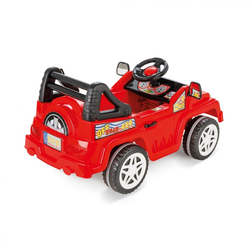 Masinuta cu pedale Safari Red