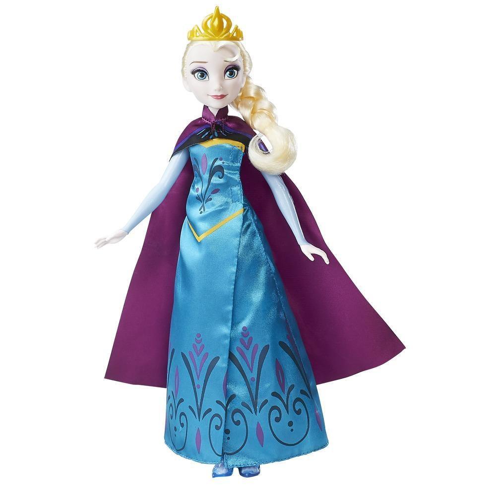 Papusa Royal Reveal Elsa
