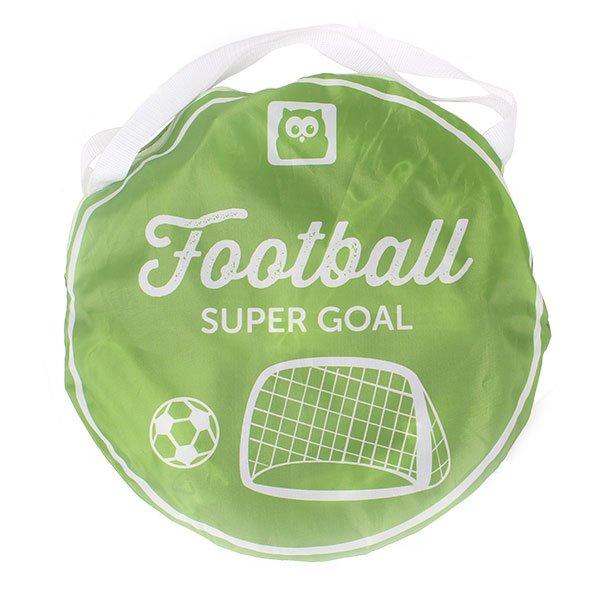 Poarta de fotbal pliabila cu sistem pop-up