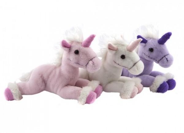 Ponei unicorn 30 cm pentru copii