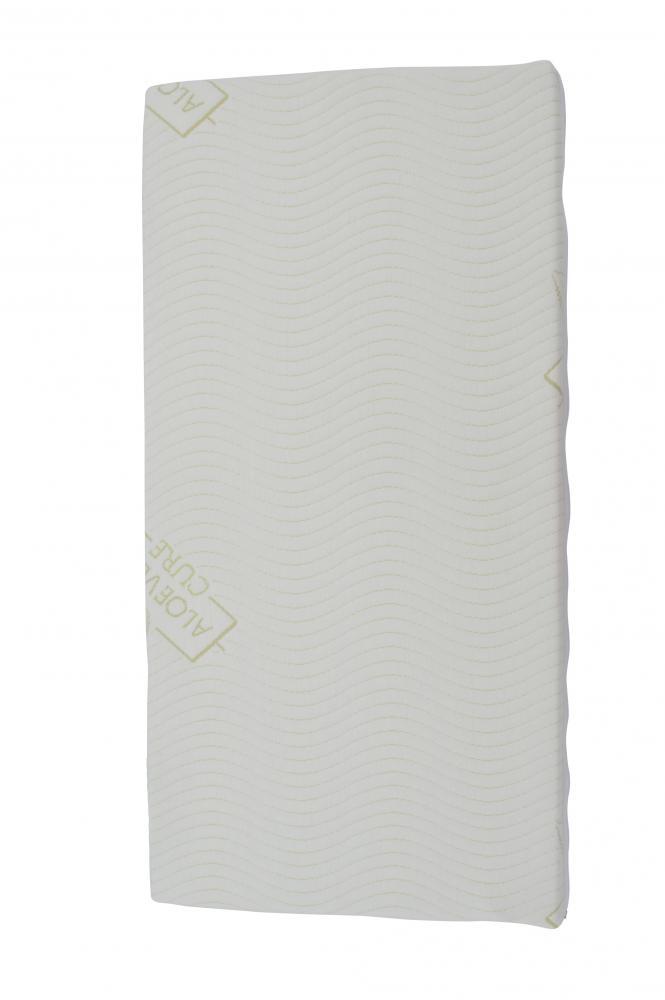 Saltea pentru patut cu Aloe Vera 90x44x4 cm imagine
