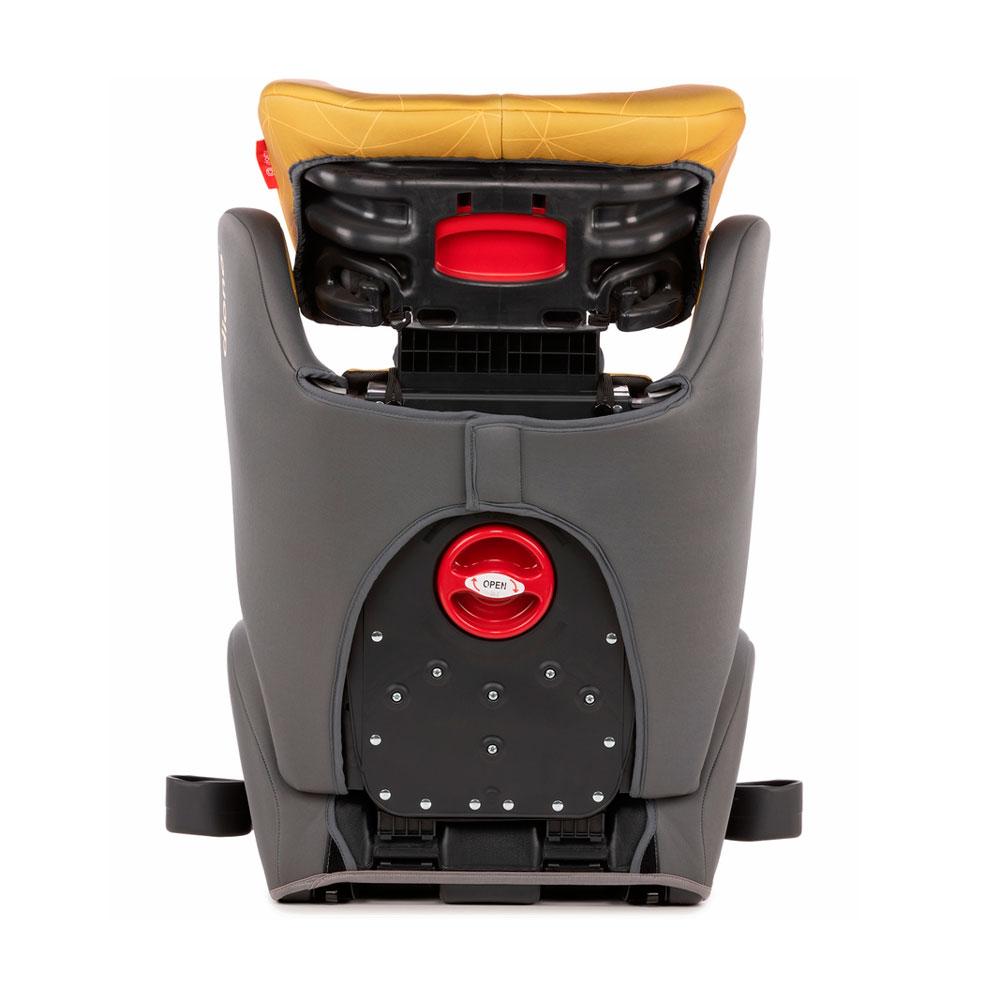 Scaun auto cu Isofix 15-36 kg Diono Monterey XT Fix Yellow Sulphur