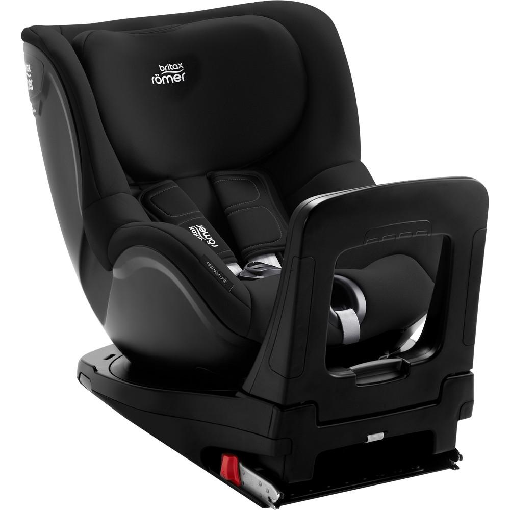 Britax-Romer Scaun auto Dualfix M I-size Cosmos Black Britax-Romer